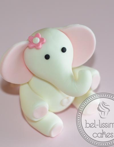 Elephant figurine-2