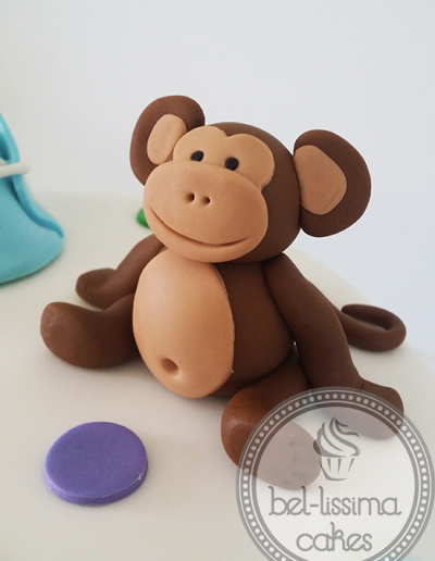 Monkey Figurine 1